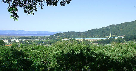 Beautiful San Rafael, California